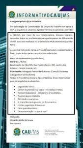 informativo GT 04.12